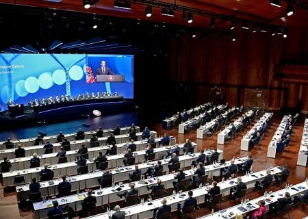 مخالفت شرکت کنندگان در کنگره سالانه یوفا با طرح سوپرلیگ اروپا
