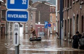 افزایش شمار قربانیان سیل در آلمان و بلژیک؛ بروکسل یک روز عزای عمومی اعلام کرد