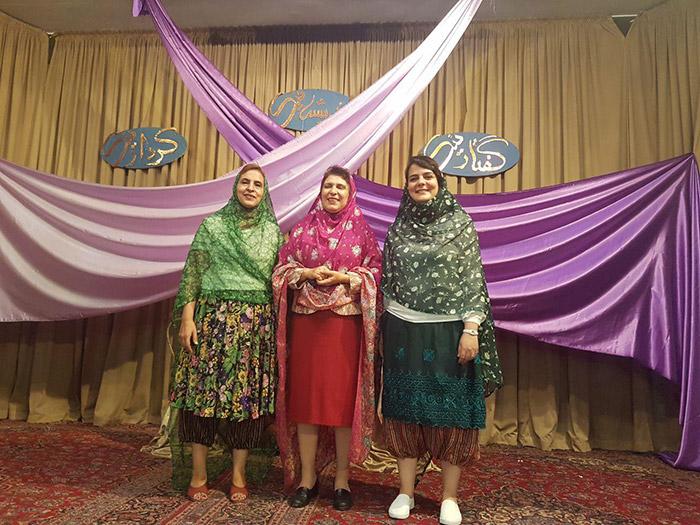آلبوم عکس؛ جشن شهریورگان در شیراز