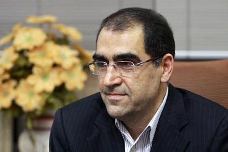 وزیر بهداشت بابت درگیری لفظی از فرماندار بدره عذرخواهی کرد