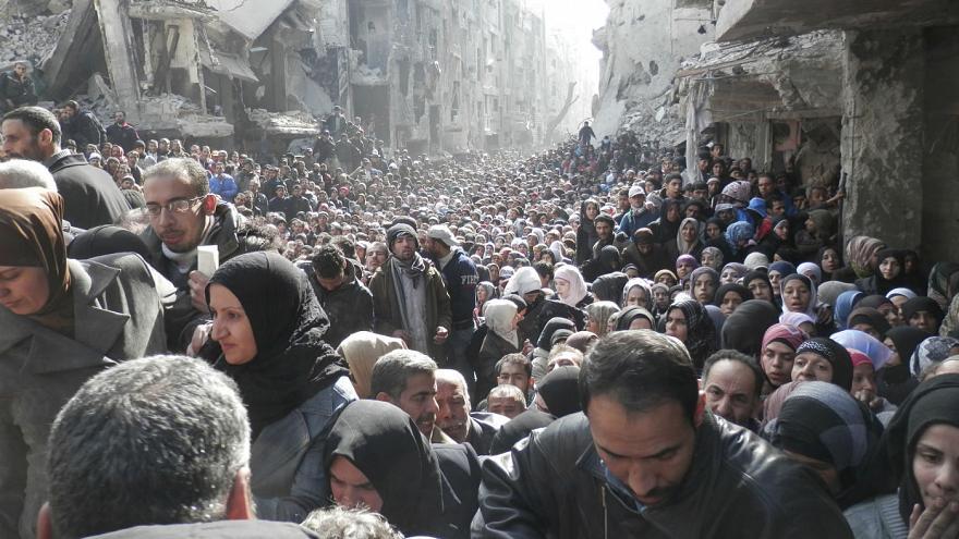 جنگ داخلی سوریه ۷ ساله شد