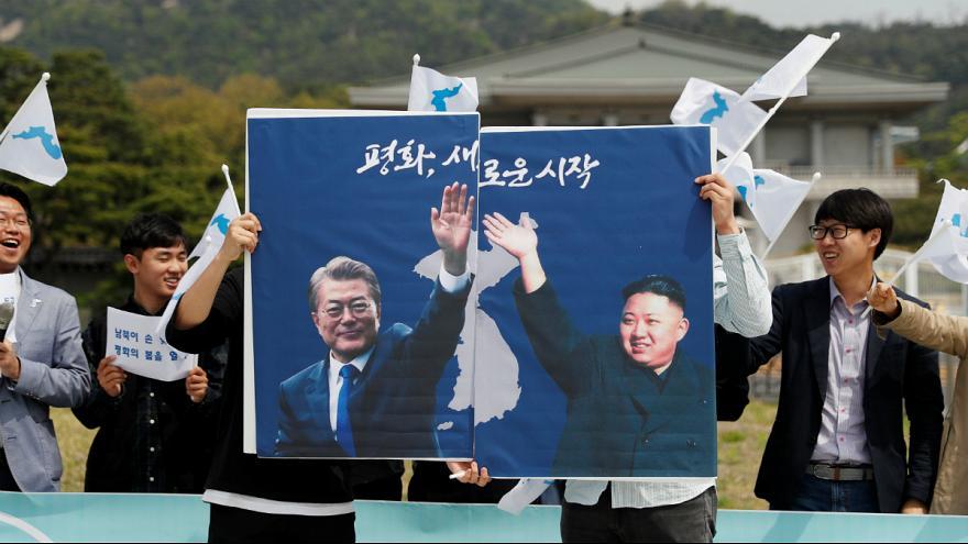رهبران دو کره پس از یک دهه روز جمعه دیدار میکنند