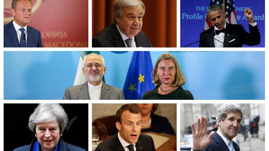 واکنشها به تصمیم ترامپ؛ اتحادیه اروپا برجام را «موثر و نتیجه بخش» میداند