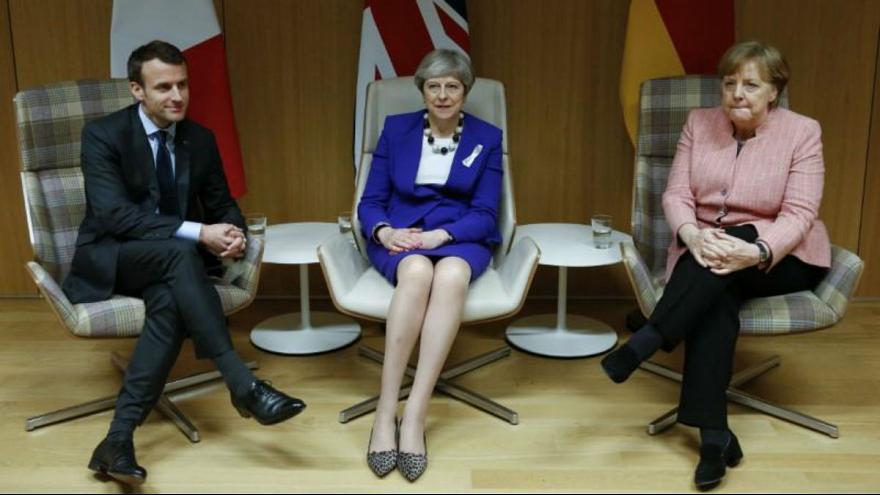آلمان، فرانسه و بریتانیا برای حمایت از توافق هستهای ایران همپیمان شدند
