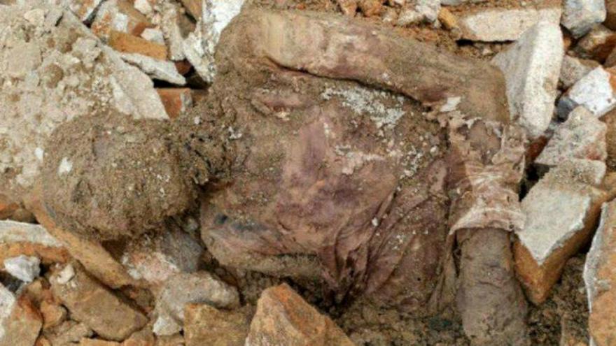 فرماندار شهرری درباره مومیایی منسوب به رضا شاه: مردهای بود که پیدا و دفن شد