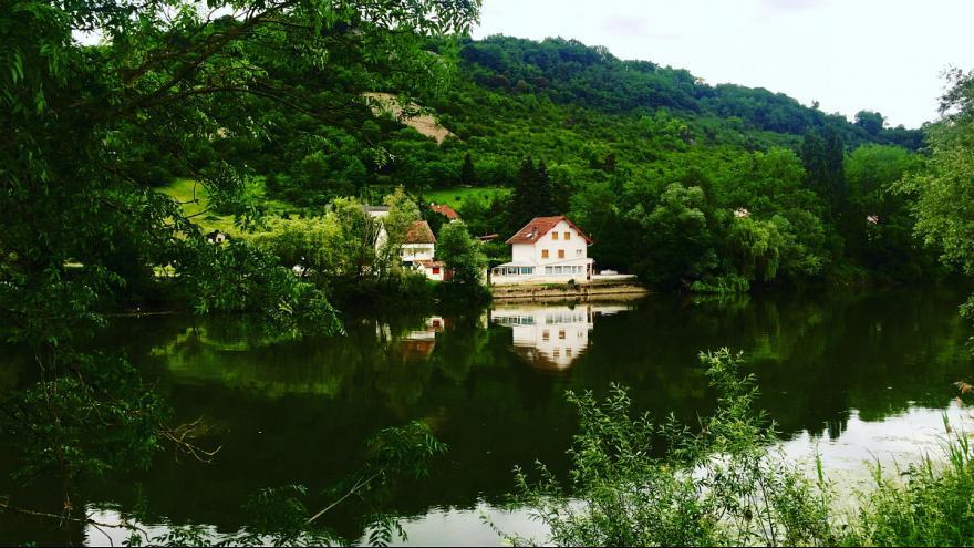 آلبوم عکس؛ سبزترین شهر فرانسه