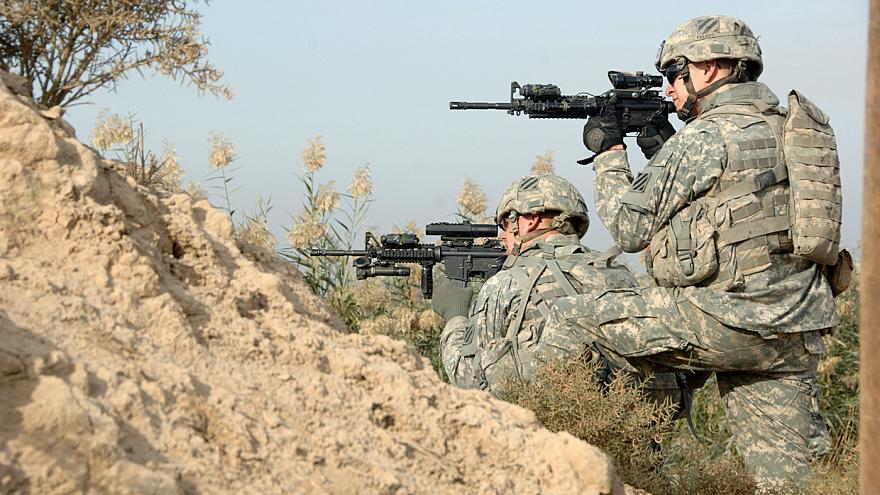 نیروهای ارتش آمریکا در خاک سوریه میمانند