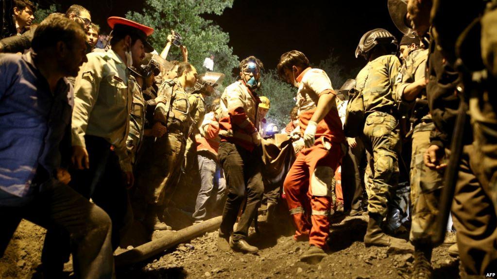 با کشف جسد یک معدنکار دیگر، تعداد قربانیان معدن یورت به 44 نفر رسید