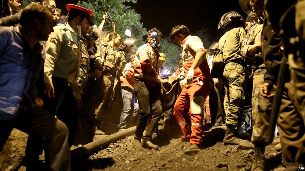 پرداخت 210 میلیون تومان دیه به بازماندگان 40 کارگر معدن یورت