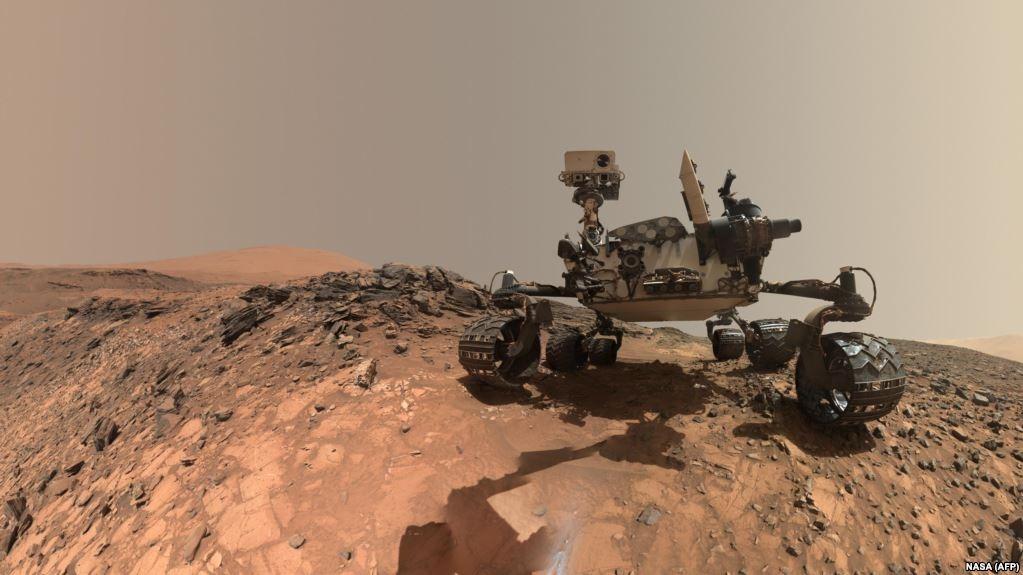 کشف شواهدی تازه از زندگی در مریخ