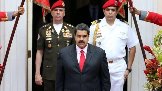 """نگرانی داخلی و بینالمللی از """"حرکت ونزوئلا به سوی دیکتاتوری"""""""