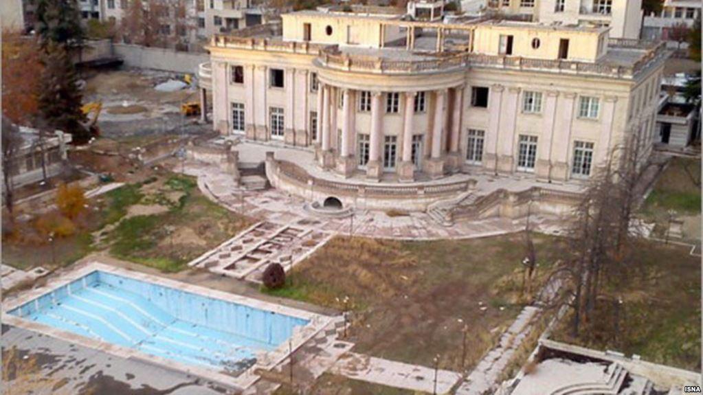 کاخ «ثابت پاسال» در فهرست میراث ملی ایران ثبت شد