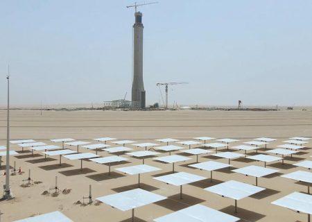 دبی؛ سرمایهگذاری درانرژیهای تجدید پذیر با گسترش پارک انرژی خورشیدی