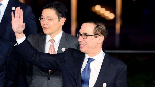 وزیران اقتصاد گروه ٢٠ برای تعهد به مبارزه با تغییرات اقلیمی به توافق نرسیدند