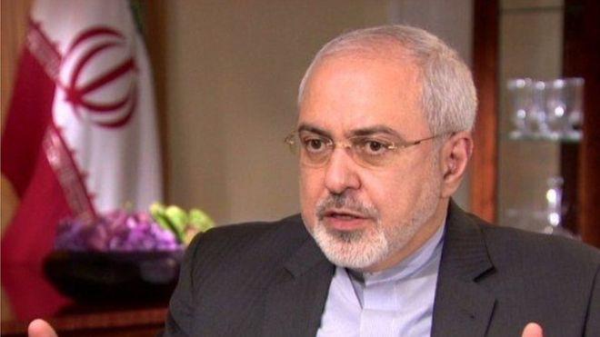 ظریف: روسیه می تواند به صورت موردی از امکانات نظامی ایران استفاده کند