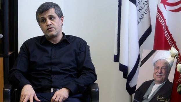 فرزند هاشمی رفسنجانی: دفتر مشاوران پدرم علیرغم پیگیری آقای شمخانی هنوز مهروموم است