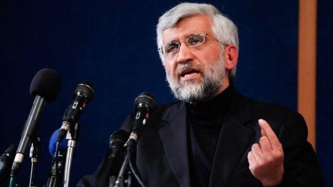 سعید جلیلی از ائتلاف اصولگرایان کنار گذاشته شد