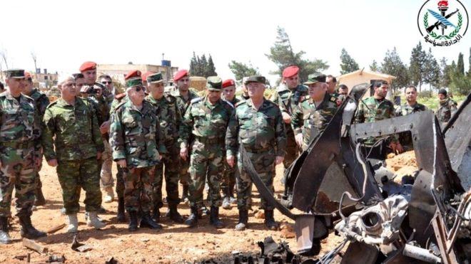 حمله موشکی آمریکا «۲۰ درصد جنگنده های سوریه را از دور خارج کرد»