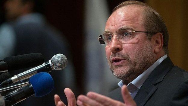 حمله کمسابقه قالیباف به روحانی