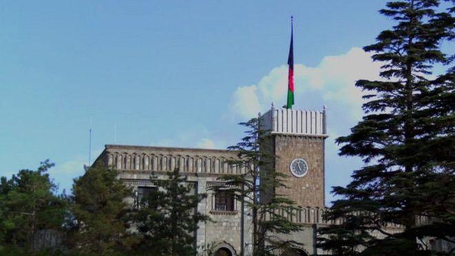 دولت افغانستان گفت از حمله آمریکا با «بمب مادر» خبر داشت