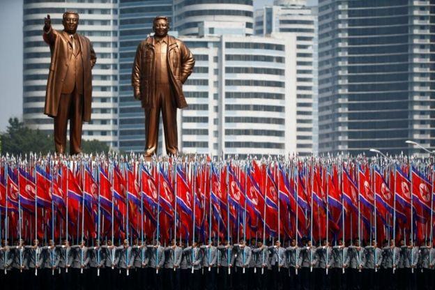 پرتاب ناموفق یک موشک در شرق کرهشمالی