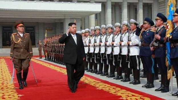 کرهشمالی: هر هفته آزمایش موشکی انجام میدهیم