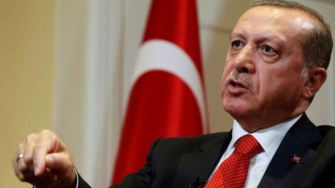 اردوغان خطاب به ناظران اتحادیه اروپا: حد خودتان را بدانید