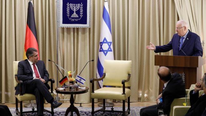 نتانیاهو حاضر به دیدار با وزیر خارجه آلمان نشد