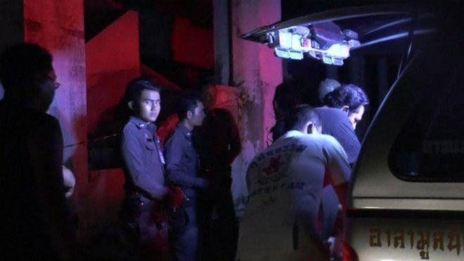 مردی تایلندی دختر خود را در پخش زنده فیسبوک کشت و خودکشی کرد