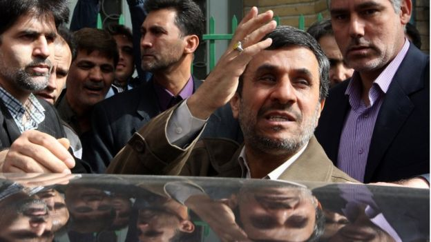 هشدار احمدینژاد به صداوسیما: باید فرصت پاسخگویی دهید