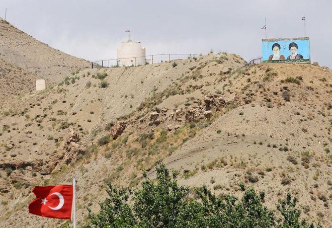 ایران از دیوار مرزی ساخت ترکیه «استقبال میکند»