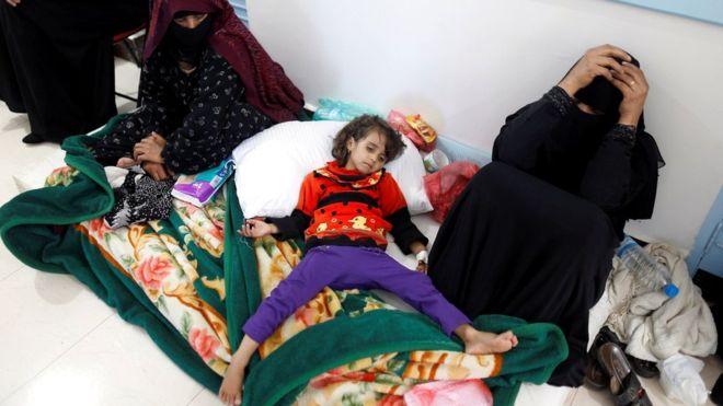 سازمان بهداشت جهانی: وبا جان 34 یمنی را در دو هفته گرفت