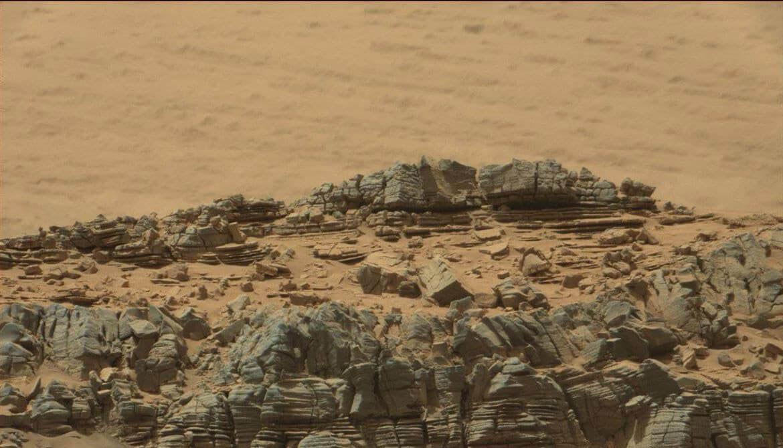دانشمندان میخواهند سنگ و خاک مریخ را به زمین بیاورند
