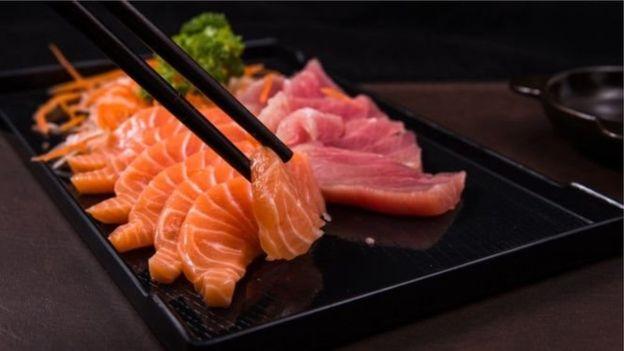مصرف سوشی «ممکن است موجب عفونت انگلی شود»