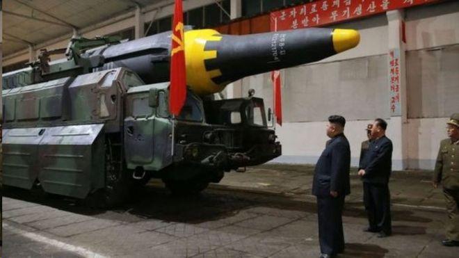 کره شمالی موشک های تازه ای آزمایش کرد
