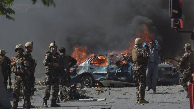 انفجار در کابل 80 کشته و صدها زخمی به جا گذاشت