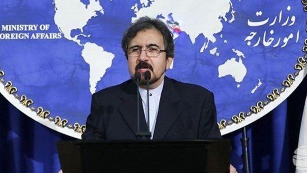 وزارت خارجه ایران تعهد دولت به تحویل قاسم سلیمانی به آمریکا را «اتهام کذب» توصیف کرد