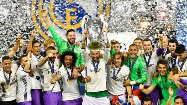 رئال مادرید قهرمانی را تکرار کرد