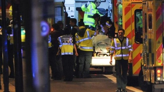 داعش مسئولیت حمله لندن را برعهده گرفت