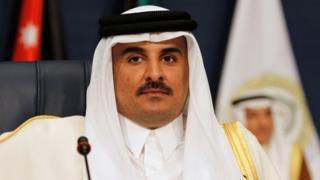 قطر برای پذیرش میانجیگری کویت برای حل اختلاف با همسایگانش ابراز آمادگی کرد