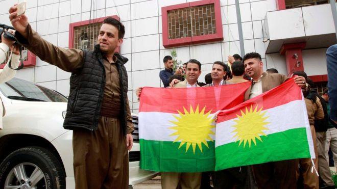 تاریخ برگزاری همهپرسی استقلال کردستان عراق تعیین شد