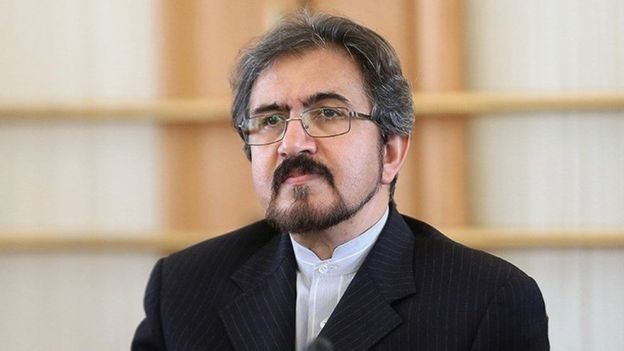 ایران وزیر خارجه آمریکا را به دخالت در امور داخلی خود متهم کرد