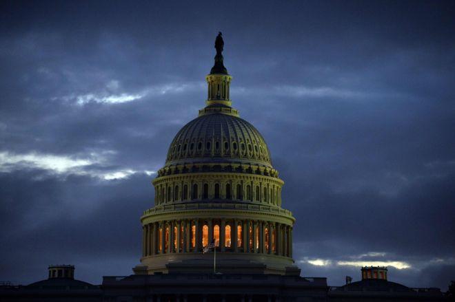 سنای آمریکا به تحریم ایران و روسیه رای داد