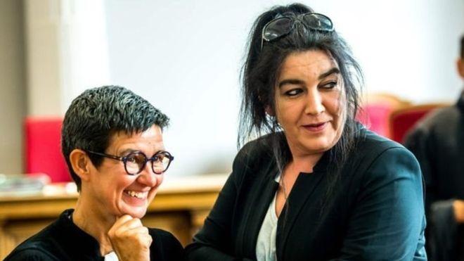 صدور حکم دادگاه زن فرانسوی که به پناهجوی ایرانی کمک کرد
