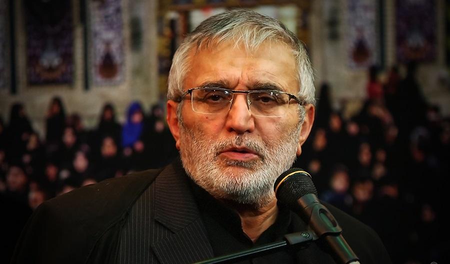 یک مداح، روحانی و هاشمی رفسنجانی را 'خائن' خواند