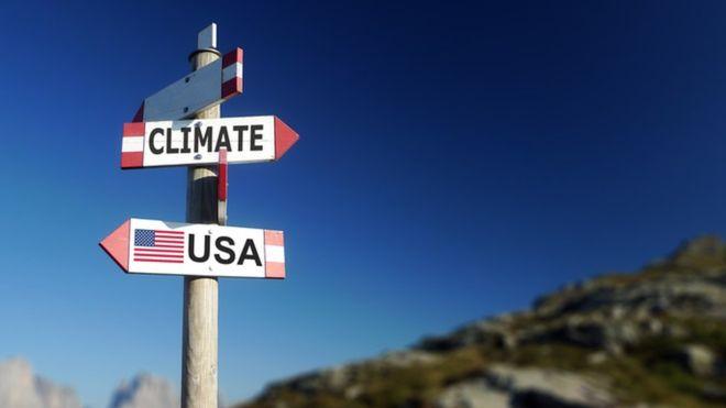 «نگویید تغییر آب و هوای زمین، بگویید آب و هوای افتضاح»