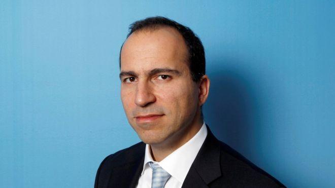 یک ایرانیتبار مدیرعامل شرکت مسافرتی اوبر در آمریکا شد