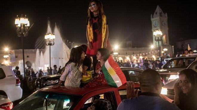 نتایج اولیه همهپرسی اقلیم کردستان: پیشتازی حامیان جدایی