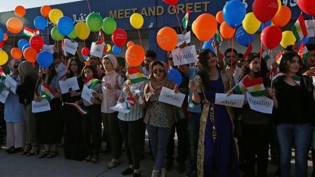 آمریکا نتیجه رفراندوم کردستان عراق را نمیپذیرد