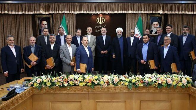 وزیر اطلاعات: دری اصفهانی مرتکب جاسوسی نشده